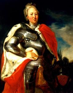 Markgraf Karl Wilhelm von Baden-Durlach (1679-1738)